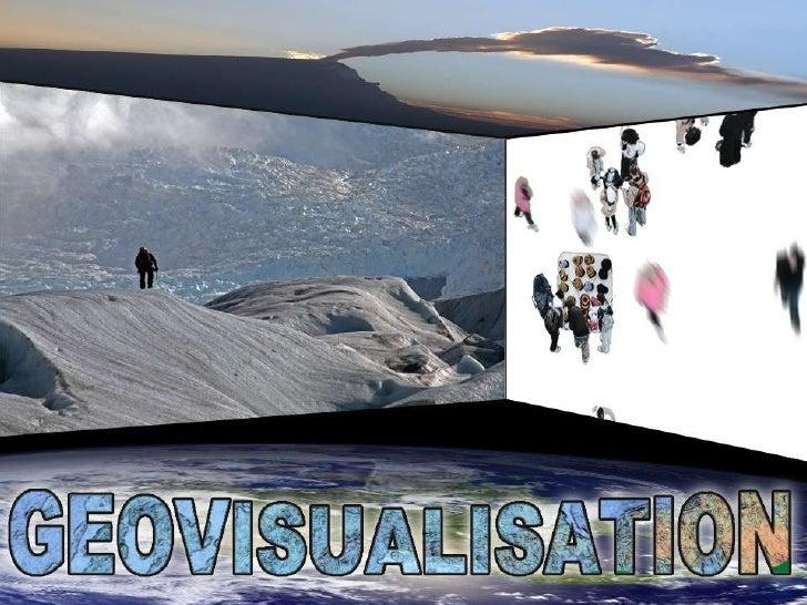 Geovisualisation