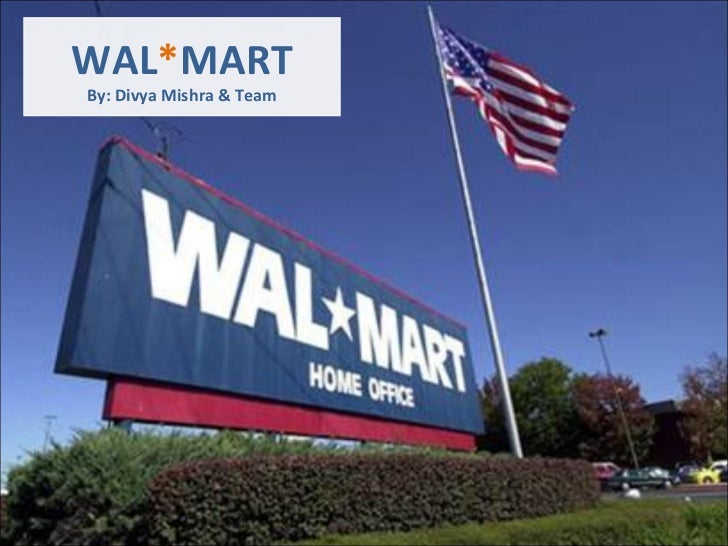 wal mart swot analysis 1 In 1993 just 1 percent of all wal-mart stores were located outside the united   local presence requires anticipating and responding to these competitive threats.