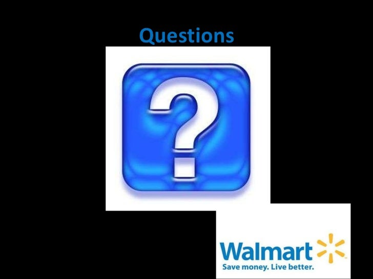 walmart competitive strategy Wal-mart's new policy of investing in employees will increase productivity and decrease the size of the required labor force higher wages and the.