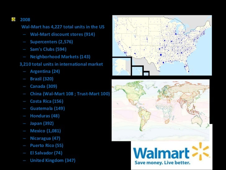 essays on walmart Free essay on a strategic management paper on walmart available totally free at echeatcom, the largest free essay community.