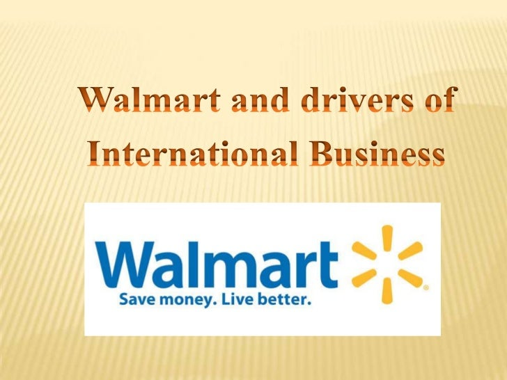 wal mart case study