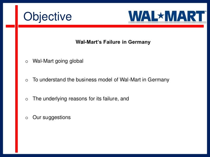 walmart failure in germany The author is a forbes contributor the opinions expressed are those of the writer in addition, walmart withdrew from germany and south korea.