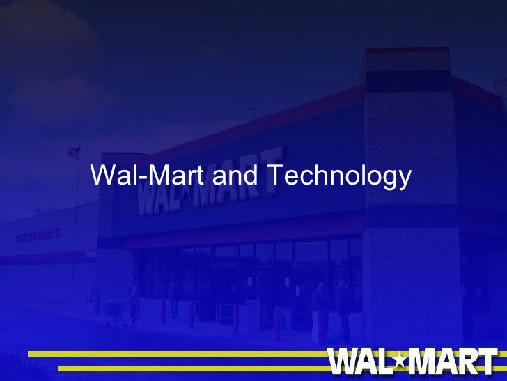 case study analysis wal mart and home