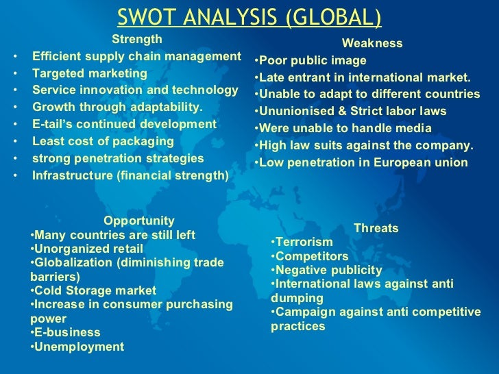swot analysis on carrefour malaysia Food & beverage market research reports & industry  use our in-depth insights and analysis to answer your industry research questions and create new opportunities.