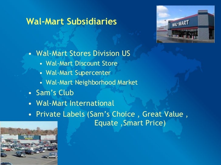minicase the globalization of walmart Walmart: the mother of all retail stores - the chain originated in rogers, arkansas world distribution map history timeline the globalization of walmart.