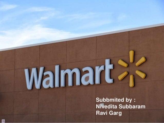 Walmart  pbl -