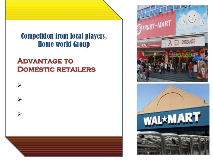 competitive strategies for wal mart Strategic analysis for - sfuca.