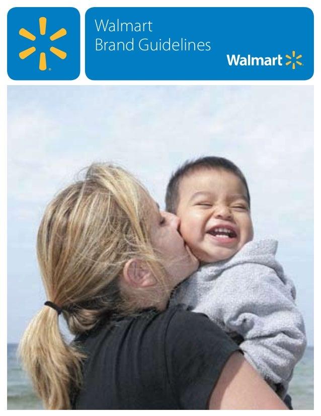 Manual de Identidade Visual da Walmart