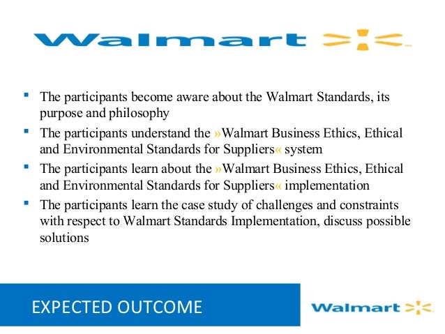 walmart statement of ethics Read this essay on walmart ethical issues come browse our large digital warehouse of free sample essays get the knowledge you need in order to pass your classes and more only at termpaperwarehousecom.