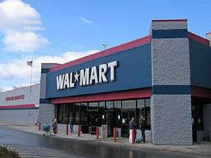 Walmart expansion
