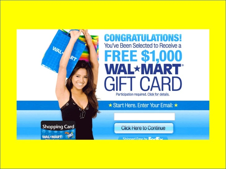 Walmart Gift CardWalmart Gift Card For ShoppingIt seems as if everyone is offering coupons for online shopping. Well, ever...