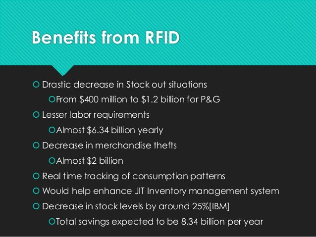 rfid in walmart essay The impact of rfid in retail industry: issues and critical success factors this study explores radio frequency identification such as wal-mart.