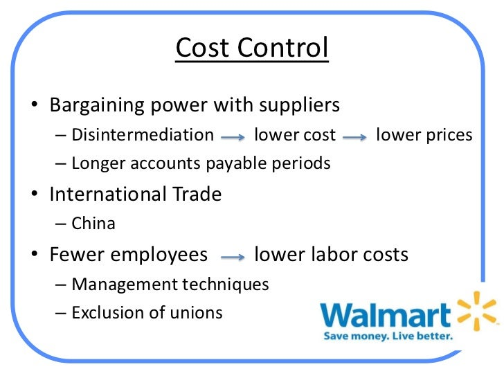 negotiation between walmart and procter and gamble Wal-mart's relationship with procter & gamble is complicated which wants to keep the store fresh and clean, and its major suppliers, such as procter & gamble co the wall street journal stated that the strained relationship between wal-mart and p&g began 2 years ago when the german-based.