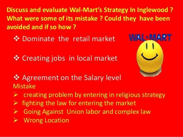 walmart case study harvard