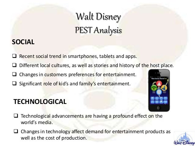 recent economic trends influencing the walt disney company Walt disney co (nyse:dis) reported third-quarter results on tuesday that  served as  advertising trends are improving along with the overall economy   last year, demonstrating that while trends were strong this quarter,.