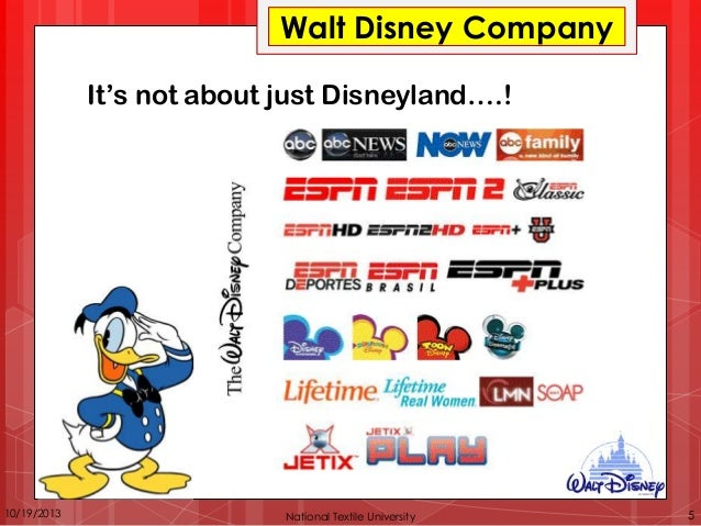 media conglomerate walt disney company essay Who owns the media  comcast launches $65-billion bid to steal murdoch's fox away from disney june 14, 2018 mention 'a journalist should step correct':.