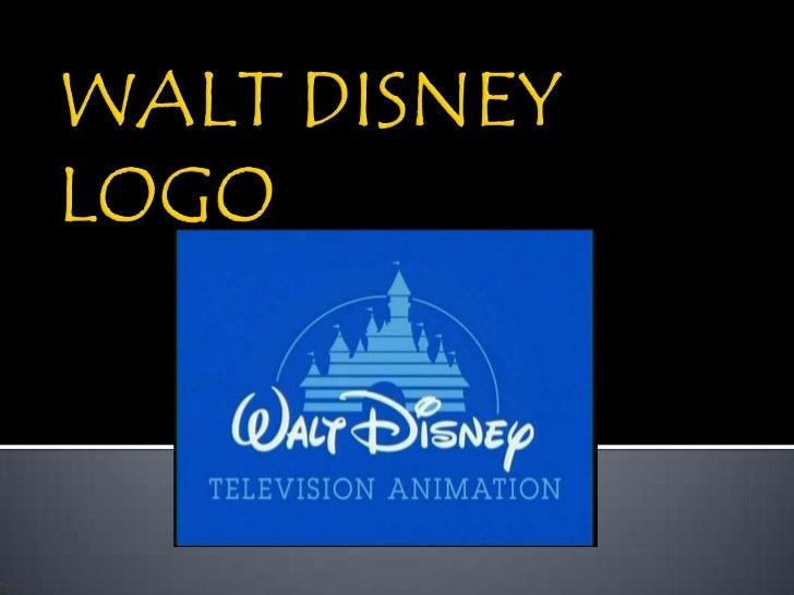 WALT DISNEY LOGO<br />