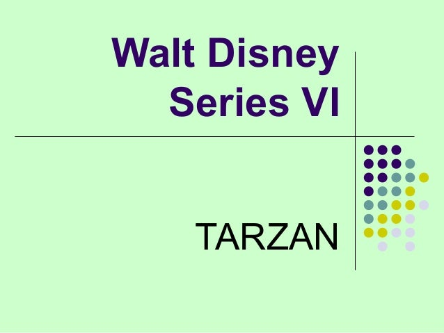 Walt DisneySeries VITARZAN