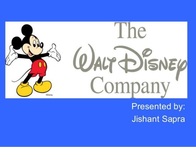 Walt Disney success story