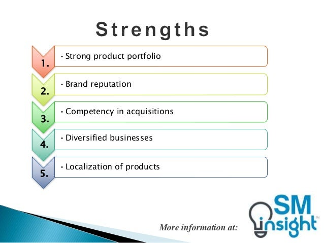 """swot the walt disney company essay The business plan on swot analysis of walt disney differ in each segment of business walt disney is classified as """"entertainment-diversified"""" and over the years has created a unique portfolio and niche  and profitable entertainment experiences and related products in the world (walt disney."""