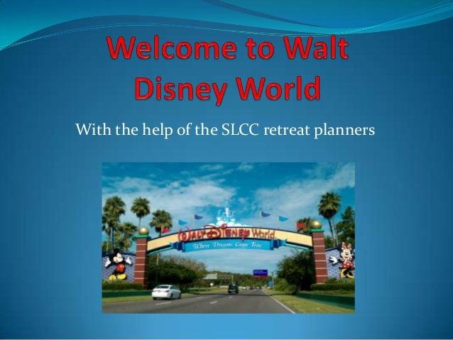 walt disney world case study