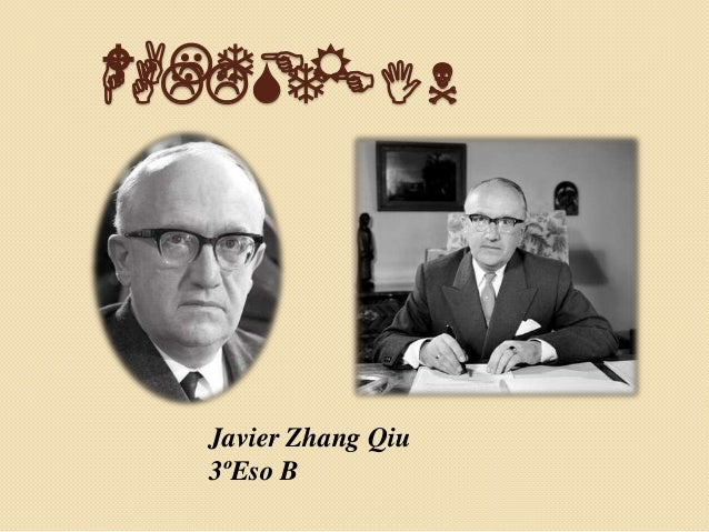 WALTERHALLSTEIN  Javier Zhang Qiu  3ºEso B