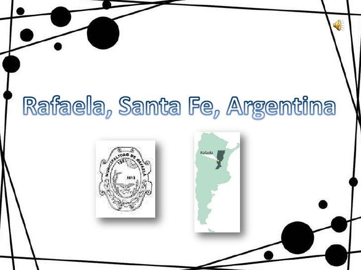 Rafaela, Santa Fe, Argentina<br />