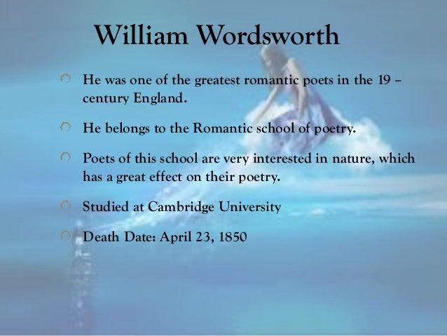 Wordsworth and Vaughan Essay