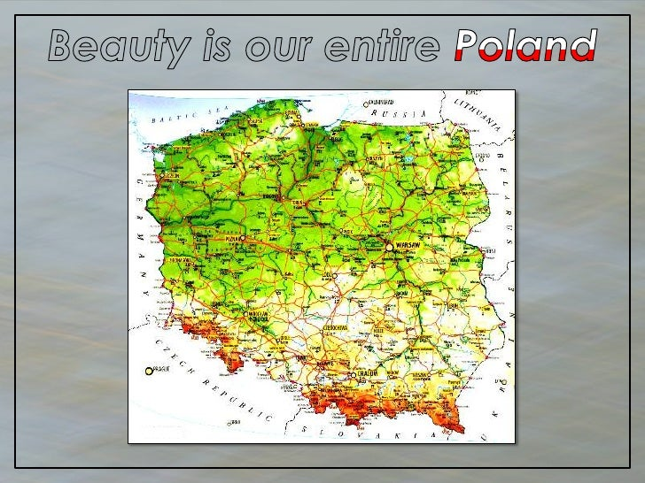 Beauty is ourentire Poland <br />