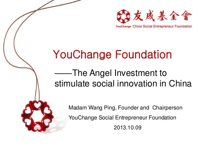 ANIS2013_Social Innovation Led by Technology_Wang Ping