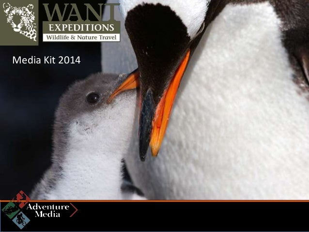 Want Expeditions Media Kit 2014