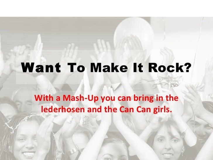 Persuasive Presentations ~ Want To Make It Rock?