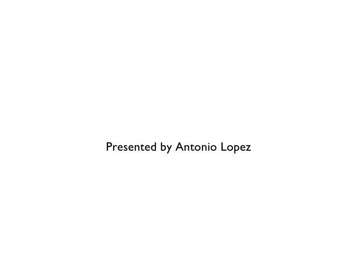 Photo War: Propaganda and Media <ul><li>Presented by Antonio Lopez worldbridgermedia.com </li></ul>