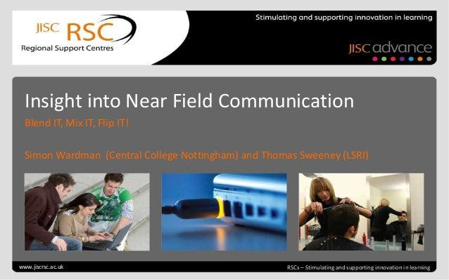 Insight into Near Field Communication Technology for Learning