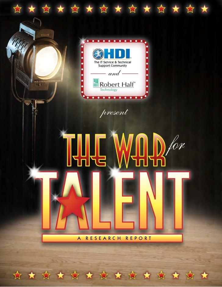 Cinda Daly - The War for Talent