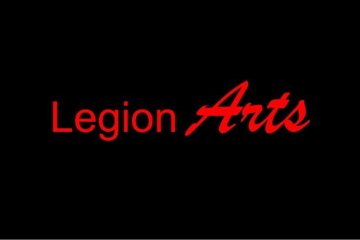 Legion  Arts