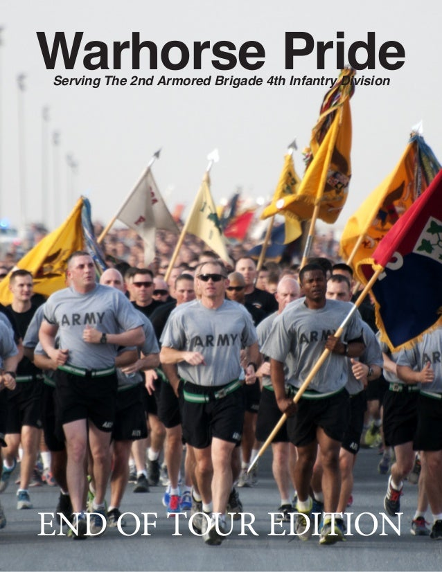 Serving the Soldiers, Civilians and Families of 2nd ABCT, 4th Inf. Div. Vol. 2, Issue 6 March 14, 2014 Warhorse PrideServi...