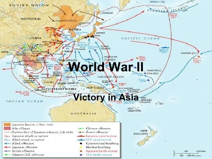 World War II Victory in Asia