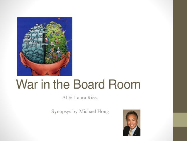War in the board room - Synopsys
