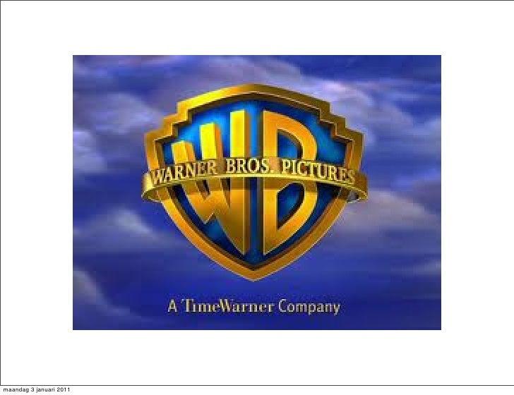 Warner brothers & social media