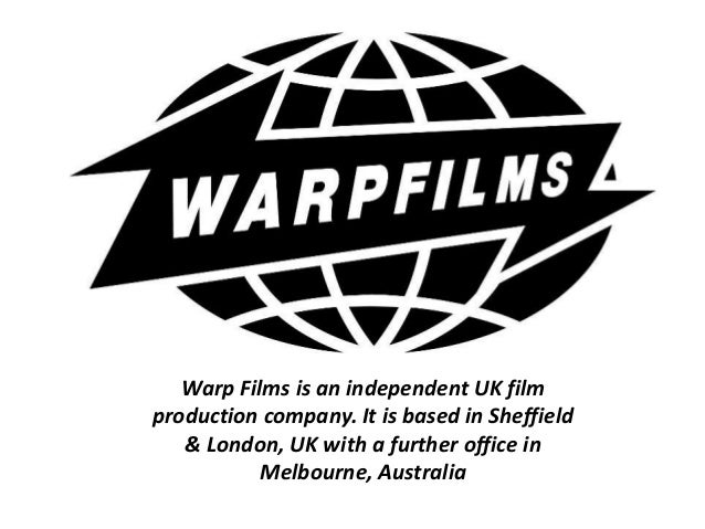 Warp Films is an independent UK film production company. It is based in Sheffield & London, UK with a further office in Me...