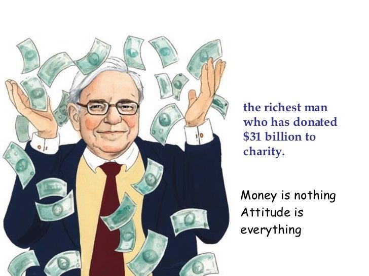 warren buffet world richest man
