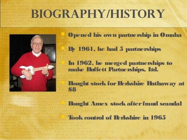 Make biography