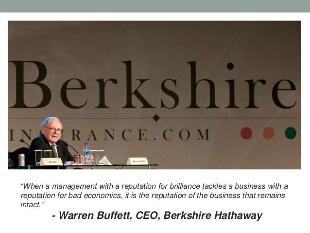 warren buffett leadership style Warren buffett's leadership style displays the behaviours of a democratic  leader he also displays the role of a self-empowered leader as well.