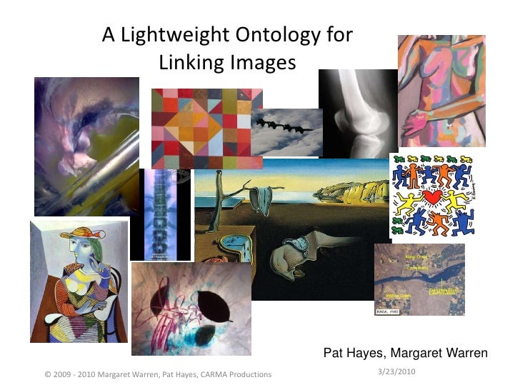 A Lightweight Ontology for                     Linking Images                                                             ...