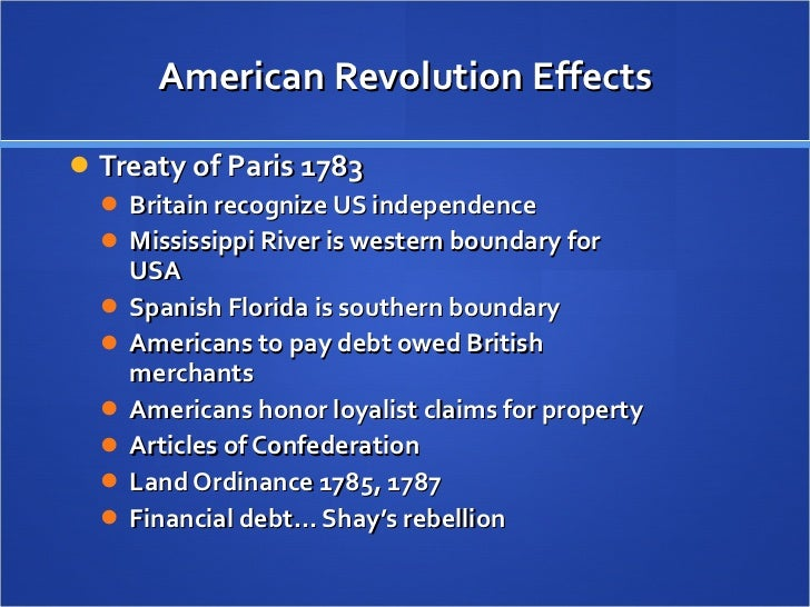 thesis statement on the cause of the american revolution Before you begin writing, you'll want to follow these tips for developing a good thesis statement: british indifference caused the american revolution.