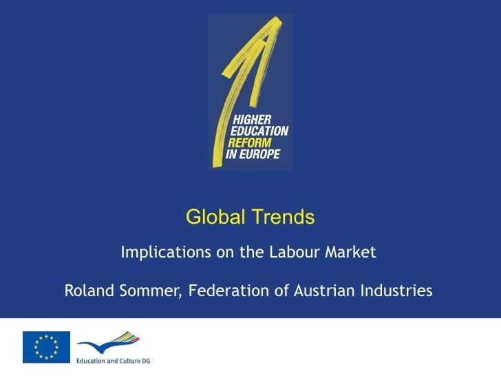 Warsaw Seminar Roland Sommer