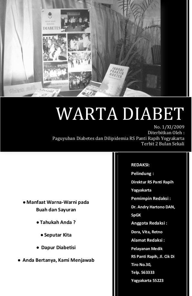Warta Diabet Edisi November 2009