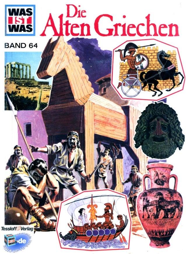 WAS IST WAS - Die alten Griechen