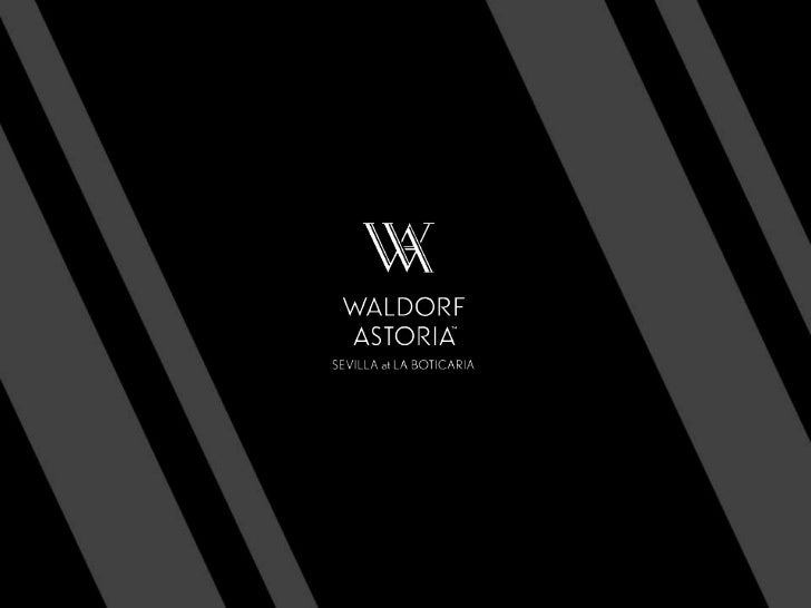 Waldorf Astoria Sevilla at La Boticaria
